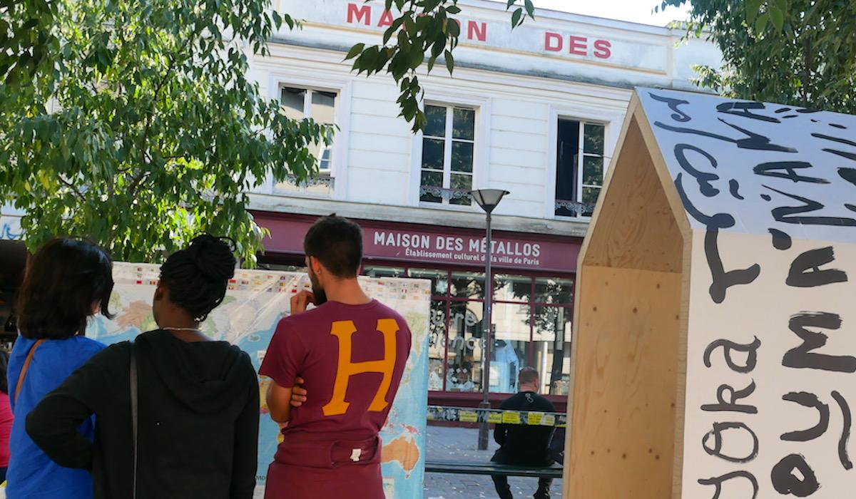 Le projet Mots Voyageurs chez fable-Lab