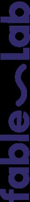 Le logo de l'association fable-Lab