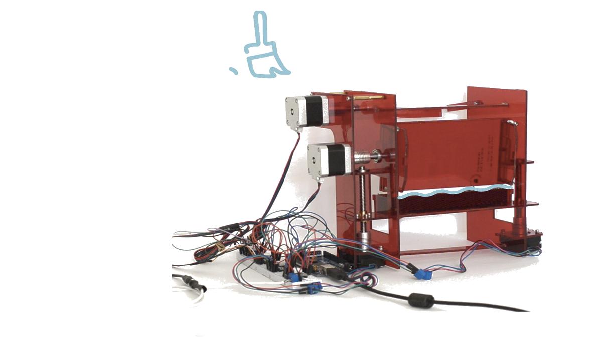 L'Aci-Mo de fable-Lab : une machine pour imprimer des livres à la demande