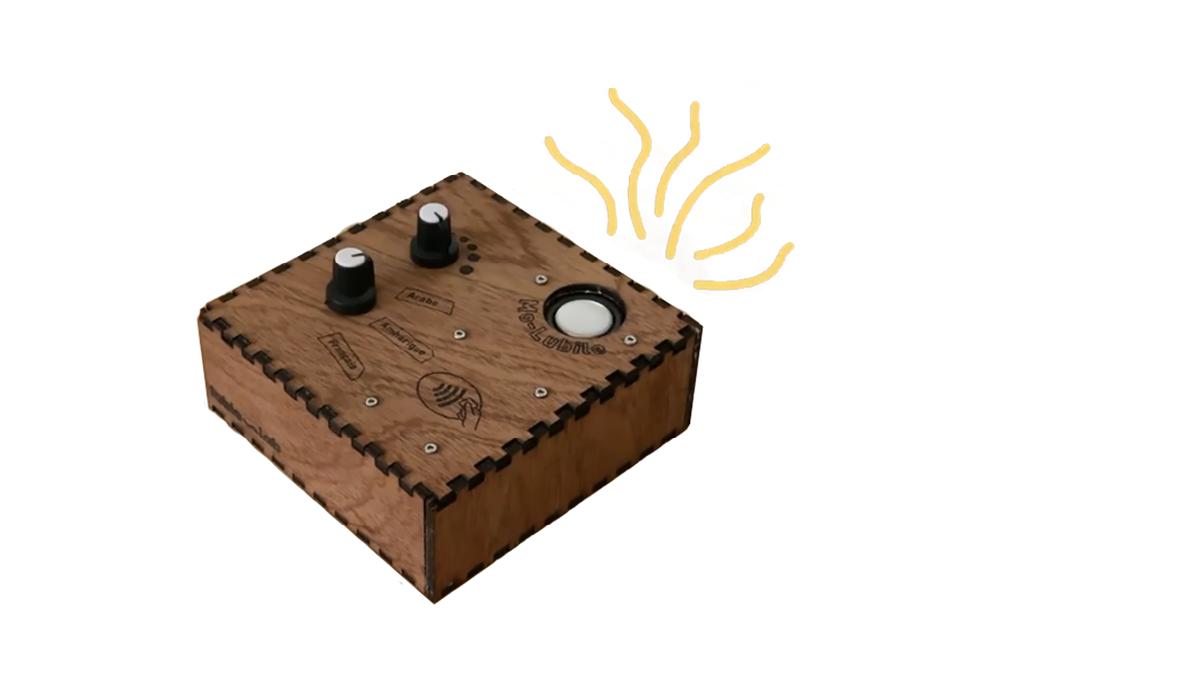 La Mo-lubile de fable-Lab : un jeu électronique pour apprendre du vocabulaire dans différentes langues